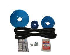 Universal Diesel - Balmar Serpentine Pulley Kits