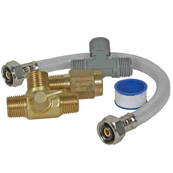 Marine Water Heater By-Pass Kit
