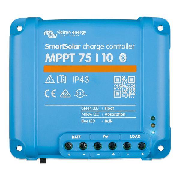 Victron SmartSolar 75V 10A MPPT Controller