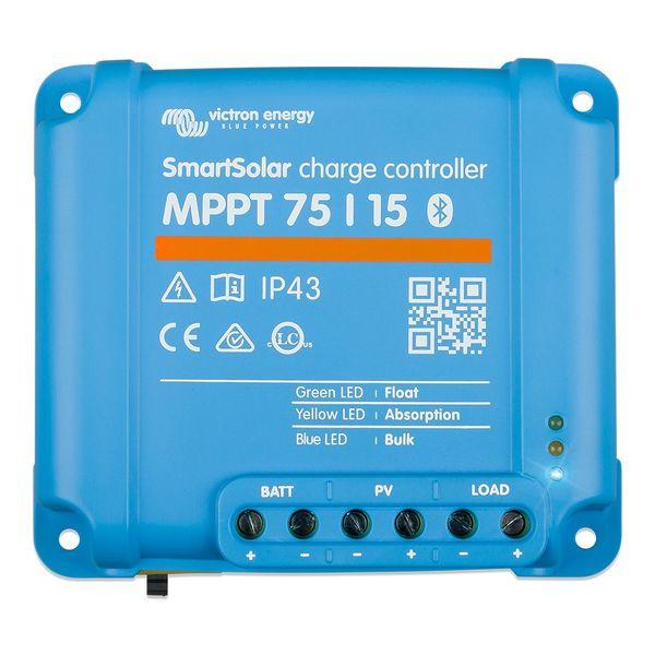 Victron SmartSolar 75V 15A MPPT Charge Controller
