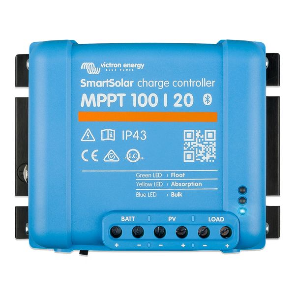 Victron SmartSolar 100V 20A MPPT Charge Controller