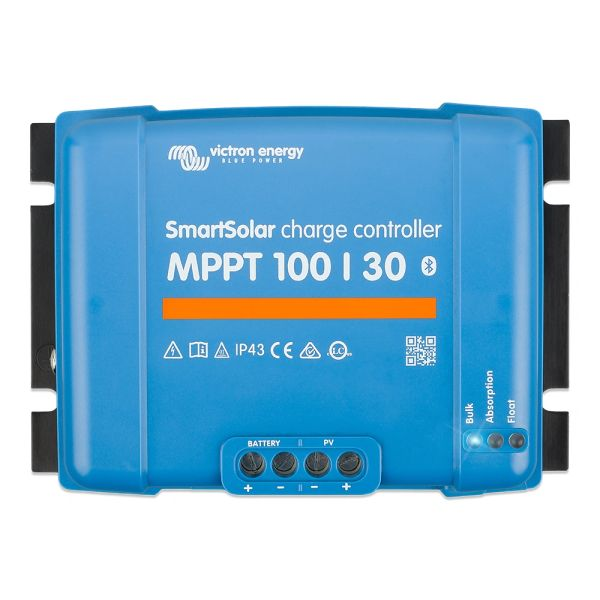Victron SmartSolar 100V 30A MPPT Charge Controller