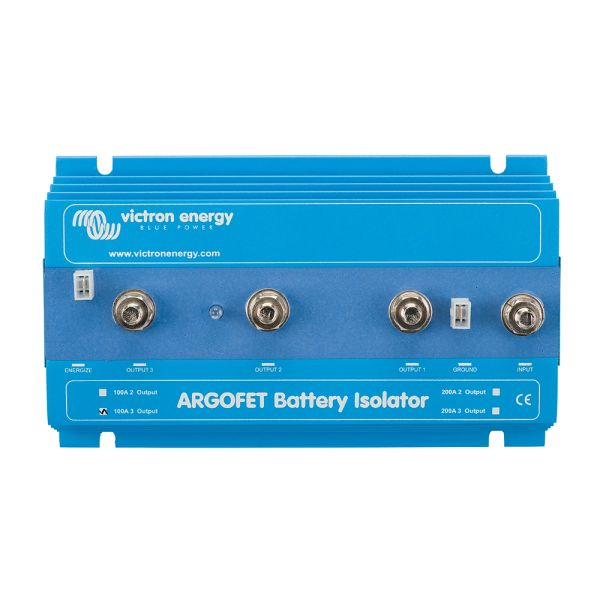 Victron ARGO FET Battery Isolator 100A Three Bank