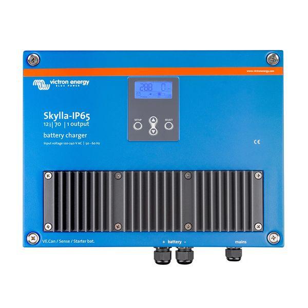 **NEW ** Victron Skylla-IP65 12/70 1+1 120-240VAC Battery Charger