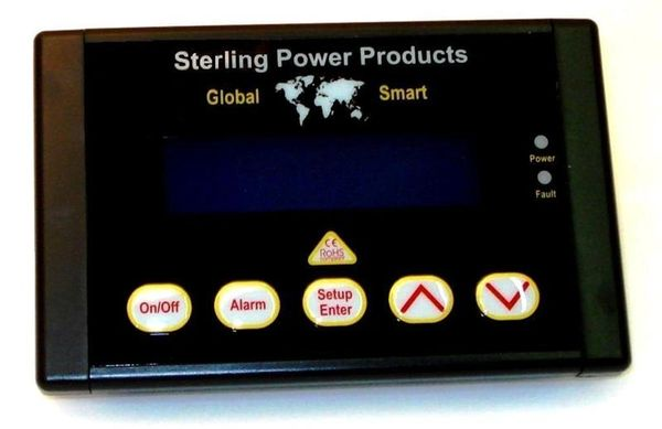 Sterling Power Remote Display For ProCharge Ultra Chargers