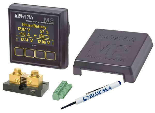 Blue Sea SoC Battery Monitor