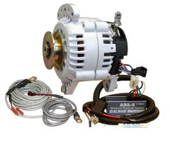 Balmar 6-Series Alternator + ARS-5 Yanmar Kit - Starting At: