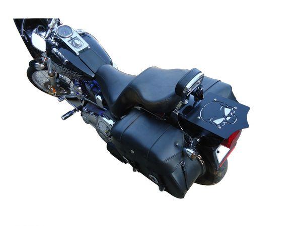 Harley Davidson Soft Tail Luggage Rack Backrest