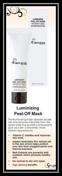 Luminizing Peel-Off Mask