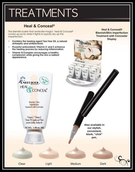 Heal & Conceal - Pen