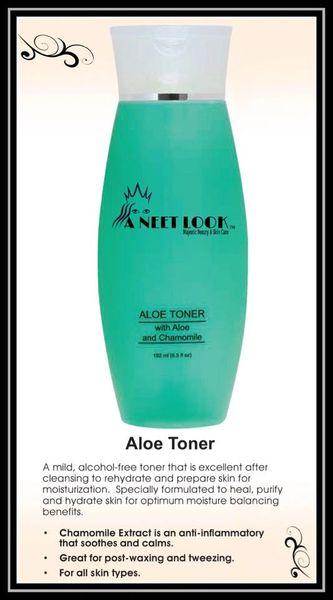Aloe Toner - Trial Size