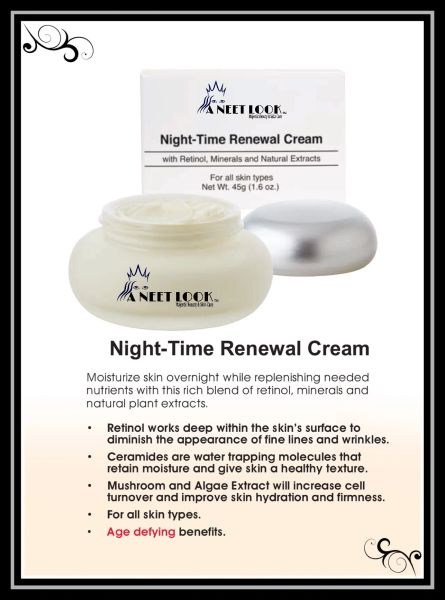 Night-Time Renewal Creme - Trial Size