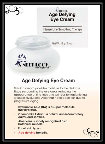 Age Defying Eye Creme