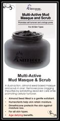 Multi-Action Mud Masque and Scrub - Trial Size