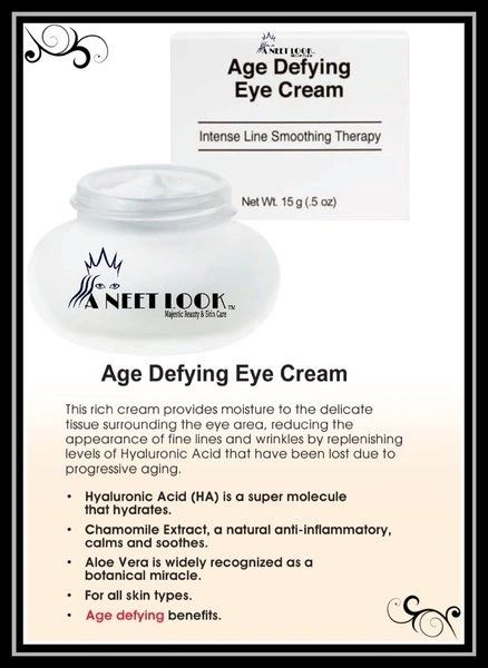 Age Defying Eye Creme - Trial Size