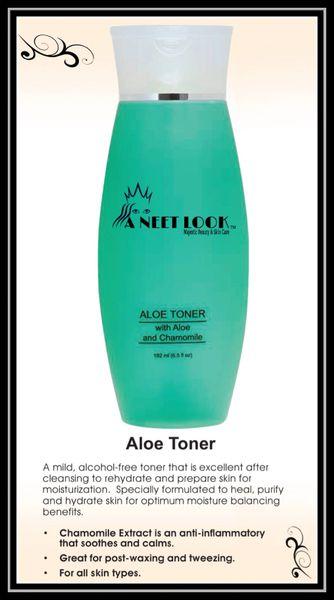 Aloe Toner
