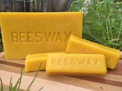 Pure Beeswax Blocks, 1 lb.