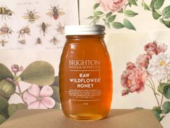 Raw Wildflower Honey, 8 oz