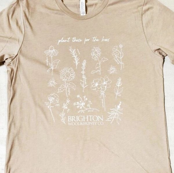 Plant These for the Bees Shirt