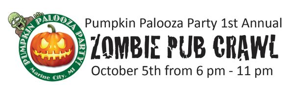 PPP Zombie Pub Crawl - Business
