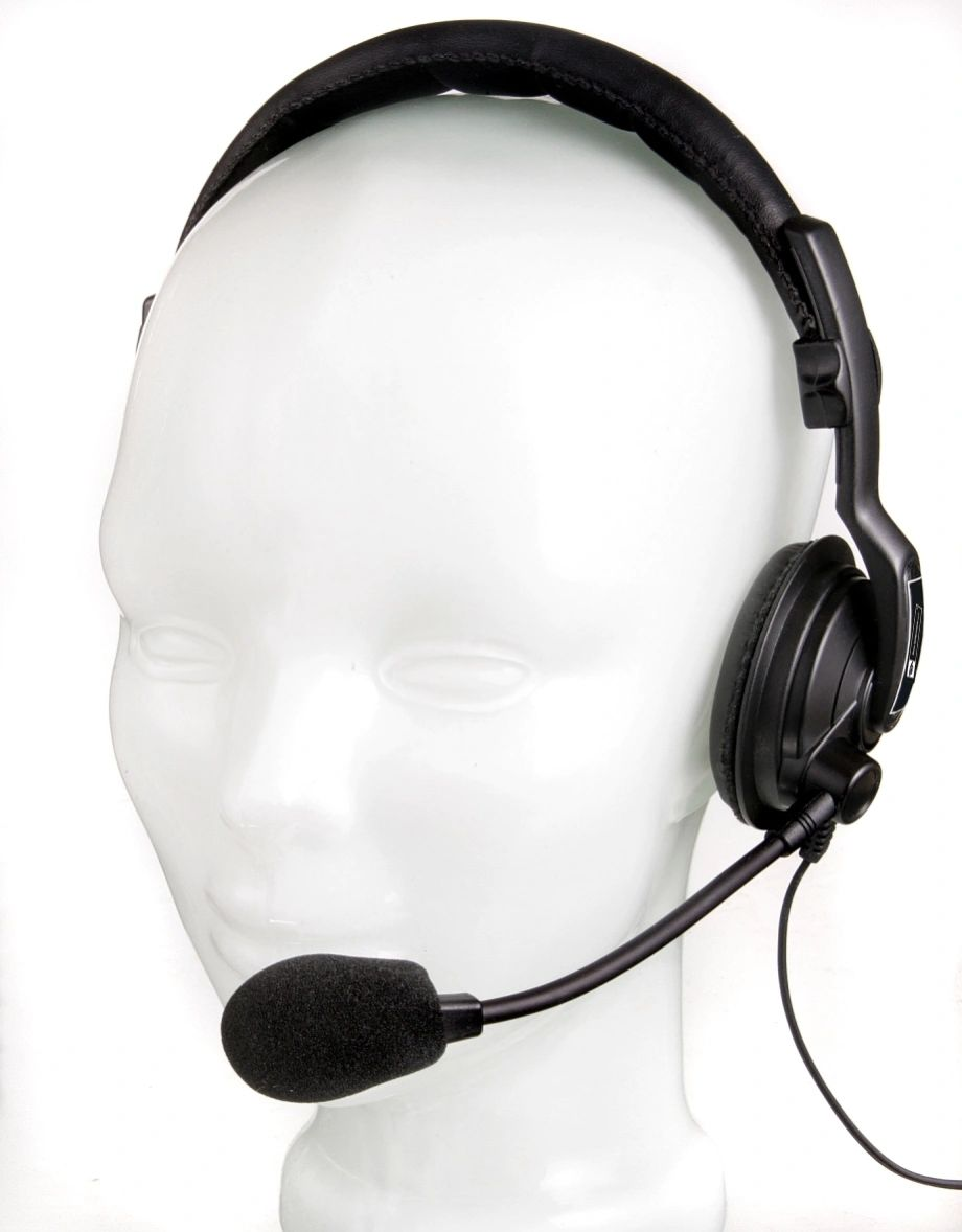 SMH710 single-ear headset