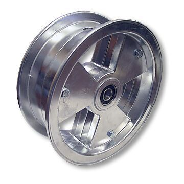"8"" x 3"" ALUMINUM TRI STAR WHEEL"