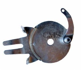 """BACKING PLATE 5/8"""" BORE"""