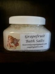 Grapefruit Bath Salts