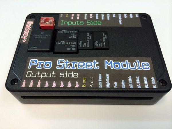 Pro Street Wiring Board
