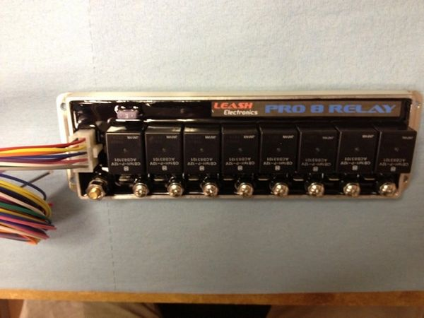 Pro 8 Relay Module