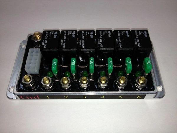 Pro 6 Relay Module