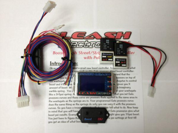 Boost Leash, gear based, 1-6 gears