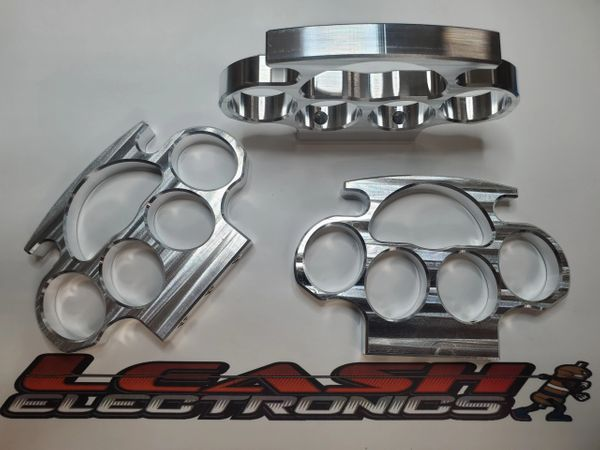 "Billet Aluminum ""Brass Knuckle"" Handles"