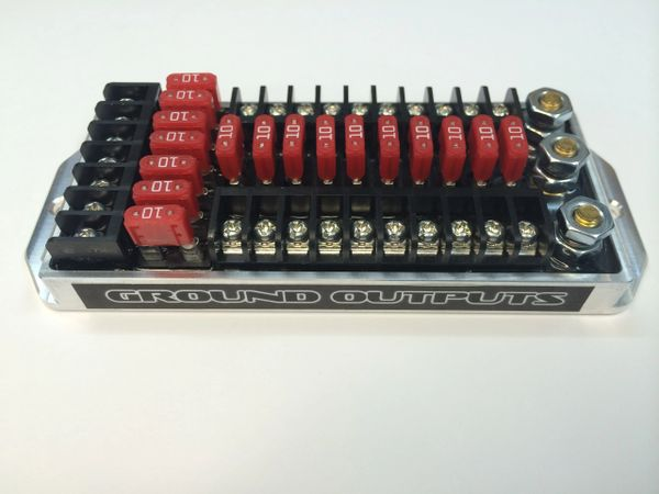 Big Dog II fuse block