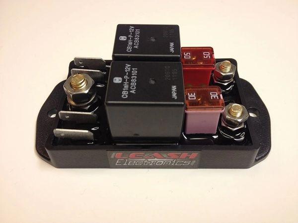 Dual 70 Amp Relay Board