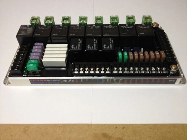 Street/Strip Wiring Board