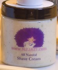 Natural Shave Creme