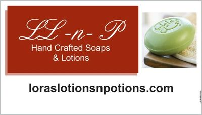 Lora's Lotions -n- Potions