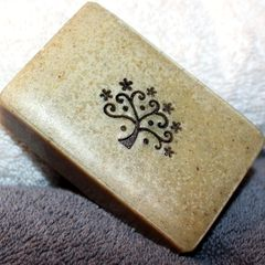 (H) Cardamom Rose Geranium scented soap - Sold out