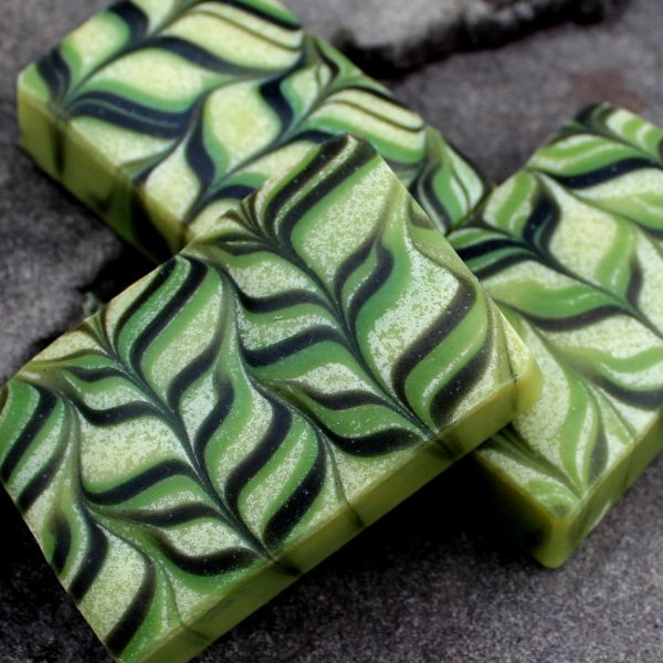 (G) Hemp in the Meadow Soap - Scented with Lemongrass - Out of stock