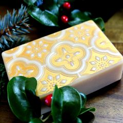 Limited 2018 Edition - Gift Of The Magi - Frankincense & Myrrh Scented Soap - Sold out for the season