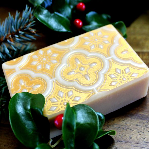 Limited 2019 Edition - Gift Of The Magi - Frankincense & Myrrh Scented Soap - Out of stock for the season
