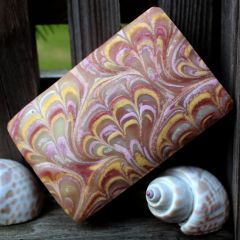 (K) Grapefruit Patchouli scented soap - Back in stock Feb 15