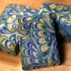 (M) Orange Patchouli Scented Soap - Back in stock Sept 7