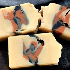 (N5A) Dark Patchouli (2020 Limited Edition) Scented Soap - Discounted Price