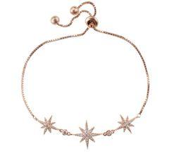 Star Adjustable Bracelet