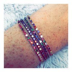 Multicolour Adjustable Bracelet