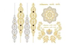 Gold Flash Tattoos