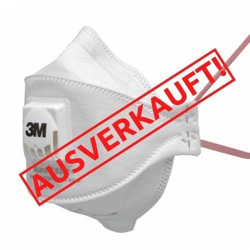 Mundschutz FFP3 AURA (1 Stk.) AUSVERKAUFT!