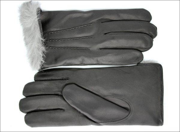 Men's Rabbit fur lined